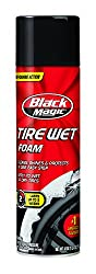 Black Magic Tire Wet Foam