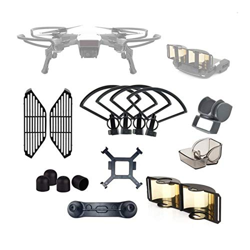 Camera Effects Filters Special Design Drone Lens Protection Cover +Tripod + Enhanced Antenna Accessories Kit for DJI Spark
