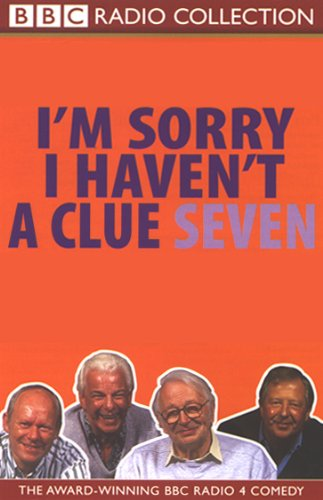 I'm Sorry I Haven't a Clue, Volume 7 cover art
