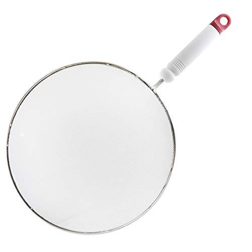 HOUSE COLLECTION Couvercle Anti-éclaboussure Anti-éclaboussures pour Cuisine Poêles Ø 34 cm Aluminium