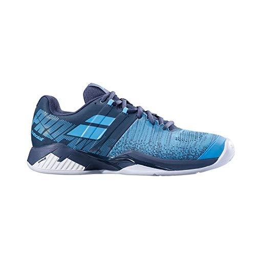 Babolat Hommes Propulse Blast Clay Chaussures De Tennis Chaussure Terre Battue Bleu Foncé - Bleu 44
