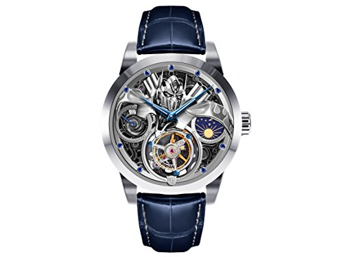 Memorigin Transformers Series Edición Limitada Optimus Prime Tourbillon Reloj