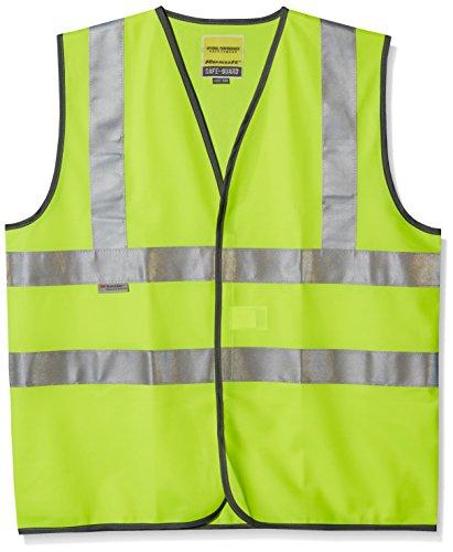Result Gilet de sécurité haute visibilité unisexe Re21a XXL jaune