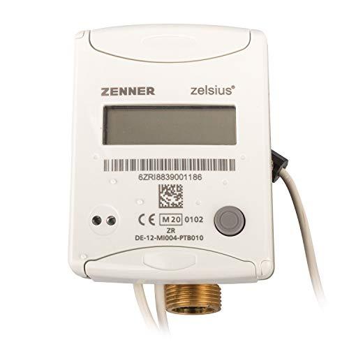 Wärmezähler Zelsius QN 0,6 ISF Ausführung 110 mm / 3/4 Zoll Anschluss