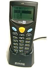 CCDスキャナ一体型ハンディターミナル, 2Mバイトメモリ, 通信クレードル付, アプリケーションCD, USB 8000C-02USB