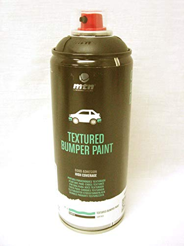 Bombe peinture par chocs texturé MTN Industrial (noir)
