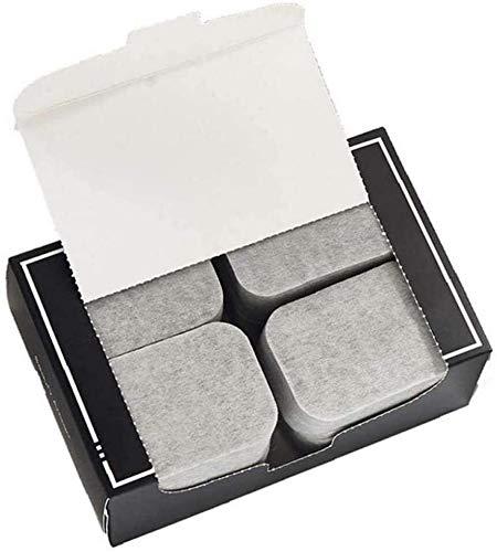 Maquillage de bambou de charbon de 200pcs femmes tampons de coton double face cotonnades nettoyage jetable coton Outil de maquillage