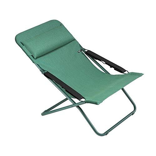 Sonnenliege Lafuma Transabed XL Plus Farou Green