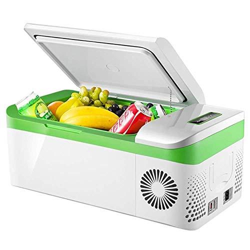 Kievy Compressor elektrische koelbox 12V 240V 24V auto koelkast 15L draagbare vriezer koelkast autokoeler voor reizen en kamperen