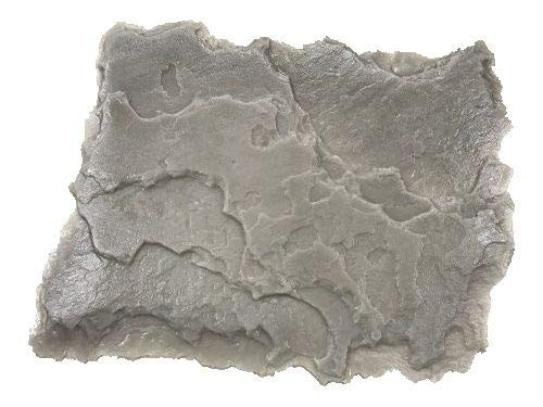 Heavy Slate Tru Tex Vertical Skin by Walttools | Stone Texture Concrete Stamp Mat for Vertical Concrete