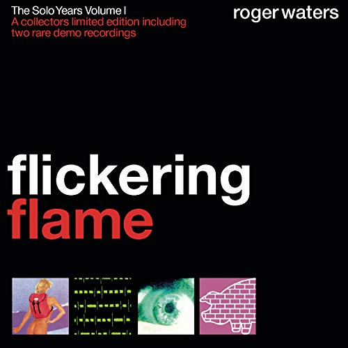 Flickering Flame-The Solo Years, Volume 1