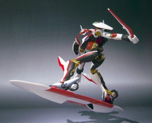 FROM JAPAN Robot Spirits Eureka Seven Nirvash type ZERO Action Figure Bandai