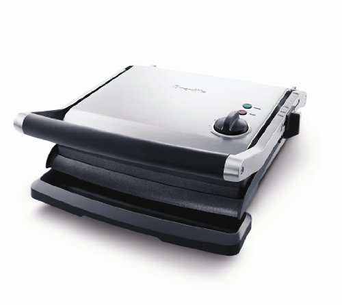 Breville BREBGR200XL Variable Temperature Panini Grill