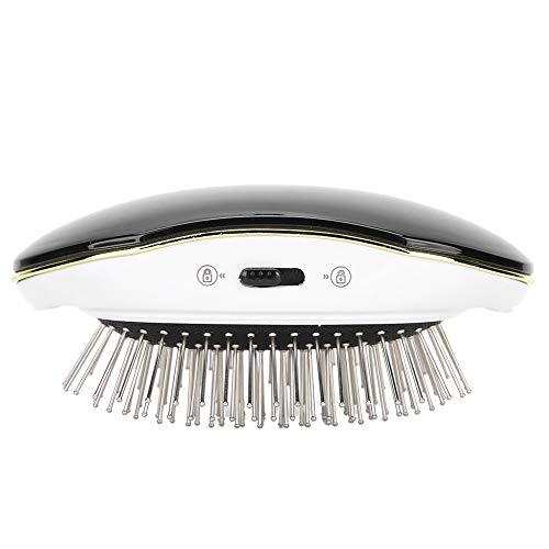 Cepillo secador de pelo, cepillo térmico para alisar, cepillo alisador iónico de...