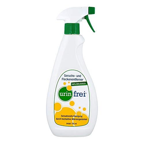 URIN FREI Geruchs- und Fleckenentferner 750 ml