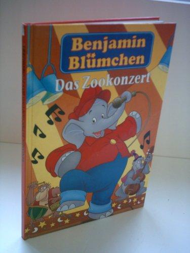 Elfi Donnelly: Benjamin Blümchen - Das Zookonzert