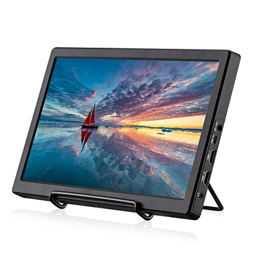 KALESMART Portable Gaming Monitor 11.6 Inch IPS 1920X1080 Double HDMI Monitor Full HD Display for PC...