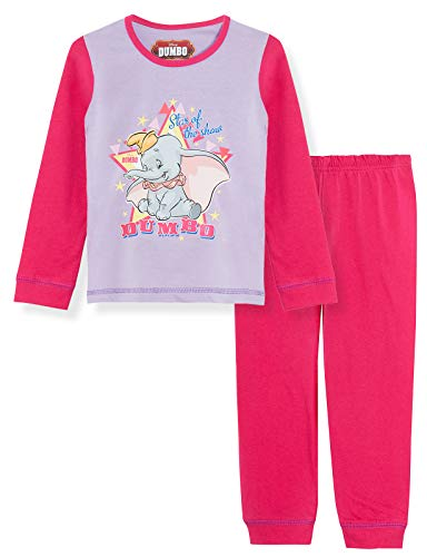 Disney Dunbo Schlafanzug, lang, 2-teilig Gr. 2-3 Jahre, Dumbo