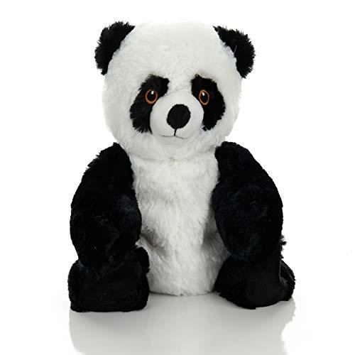 Warm Pals Microwavable Lavender Scented Plush Toy Stuffed Animal - Bamboo Panda Bear