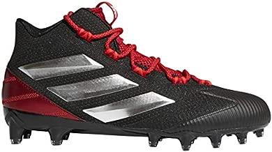 adidas Freak Carbon Mid Cleats Men's, Black, Size 12.5