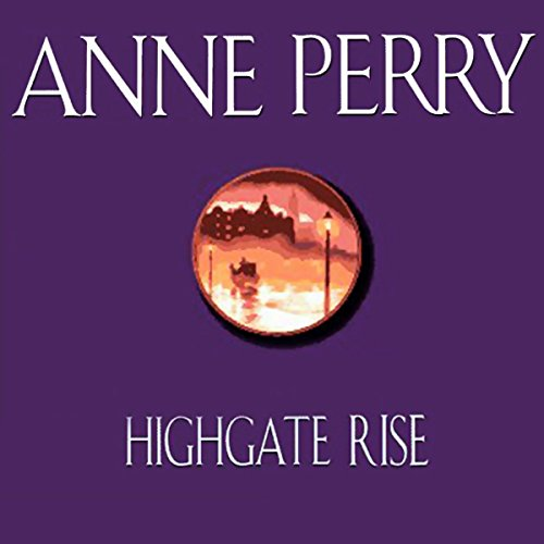 Highgate Rise audiobook cover art