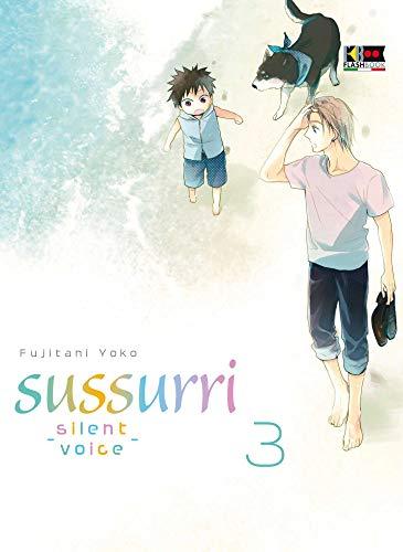 Sussurri - hiso hiso - silent voice 3