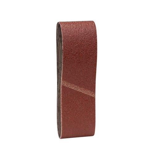 Bosch 2 608 606 069 - Set de 3 bandas lijadoras (75 x 533 mm, 40)