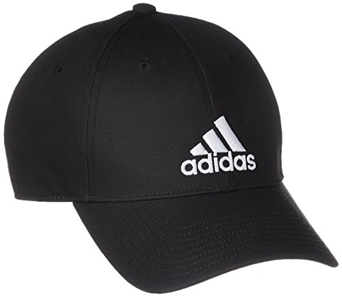 adidas 6p Cotton, Headwear Uomo, Black/Black/White, OSFL