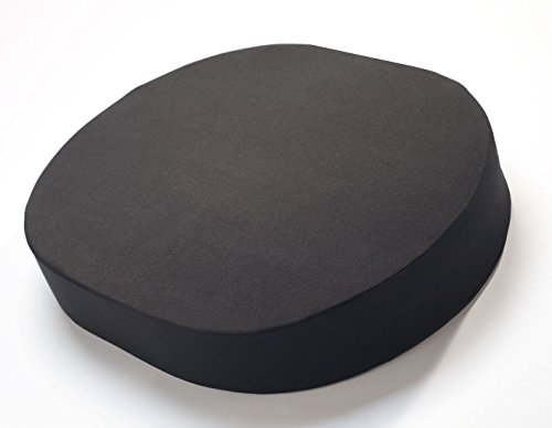 Kölbs Cushions Premium Foam Ring Cushion, Black