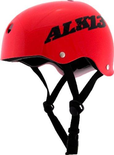 ALK13 Classic Casque de sport en eau vive Rouge Taille S (49-52)