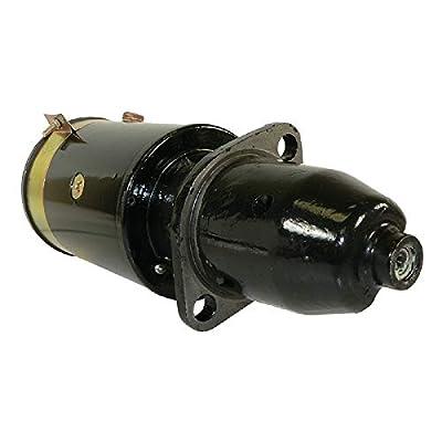 DB Electrical SDR0092 Starter For Case 220 230 /International 140 140HC 240 Farmall 100, 100HC, 130, 130HC, 140, 200, 230, 240, Farmall A, B, C, Super A, Super C /104221A2, 104221A2R / 355794R2