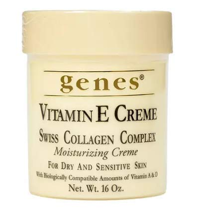 Best genes vitamin e cream