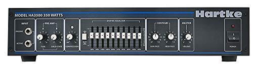 【国内正規品】 HARTKE ハートキー ベースアンプヘッド240W(8Ω) HA3500 ベースアンプヘッド