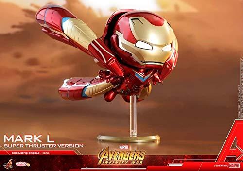 Hot Toys Avengers Infinity Wars Iron Man Mark L Super Thruster versione
