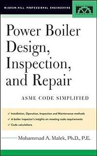 Best power boiler design inspection and repair Reviews