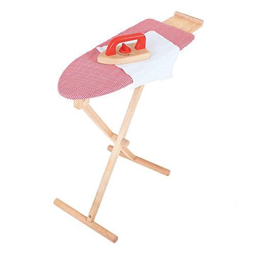 Bigjigs Toys strijkplank en Iron Set - Pretend Play
