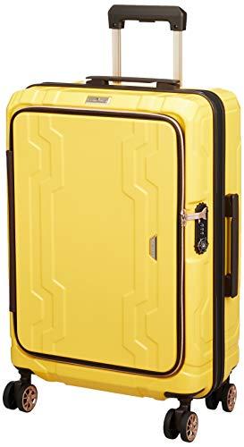 [レジェンドウォーカー] スーツケース BLUE WHALE 保証付 57L 4.1kg イエロー