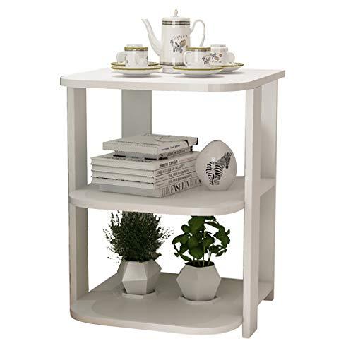 NGQDHR Quelques Petites Tables à thé Salon canapé côté Meuble d'angle Armoire Table de Chevet Table d'appoint Petite Table à thé (Couleur : B)