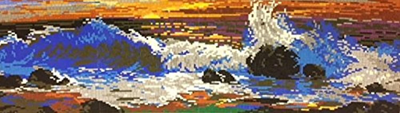 Stickit Mini Mini Mini Stecksystem Atlantik Wellen ca. 8.500 Teile Nr. 41283 B0791JK6YD | Clever und praktisch  77e681