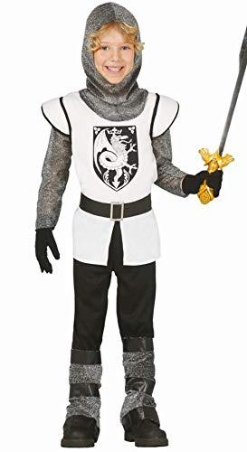 Disfraz de caballero medieval infantil (10-12 años)