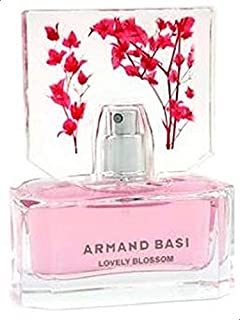 Lovely Blossom by Armand Basi for Women - Eau de Toilette, 50ml