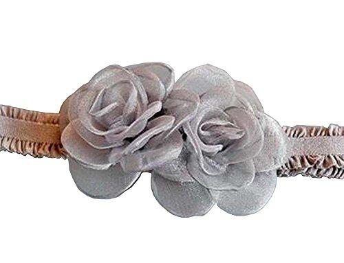 [Fleur] Fashion Baby Headbands Girls Hair Bands Elastic Hairband Topony