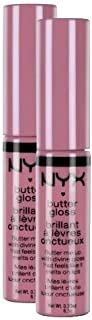 Butter Lip Gloss Merengue,Nyx Cosmetics,Blg04