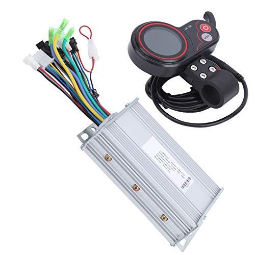 Qqmora Controlador de Velocidad de Bicicleta eléctrica de Alta robustez Controlador de...