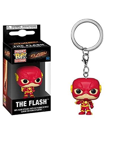 Popsplanet Funko Pop! Television - The Flash Series - The Flash Keychain