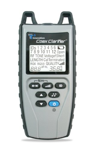 #2 for Cable Prowler T3 Innovation TT002 Network and Telephone Testing//ID Remote