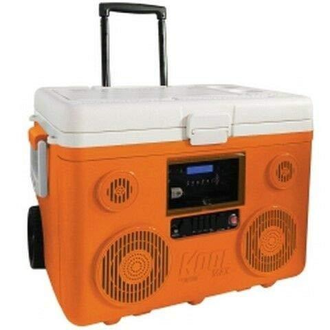 New VictoriouStore by KoolMax Bluetooth Cooler Audio – Orange SONCA-E065O