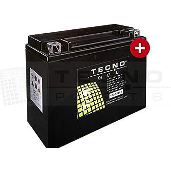 Batteria 12 V 20 AH Y50-N18L-A Gel Nitro 52012 VN-15 SE B VNT50B 88-94
