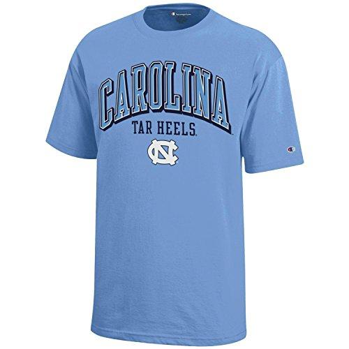 Champion NCAA Jungen T-Shirt North Carolina Tar Heels Short Sleeve Jersey XL