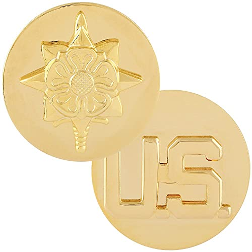 Army Enlisted Military Intelligence with US Insignia